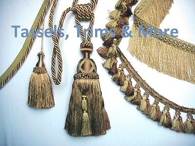 Tassels Trims and More