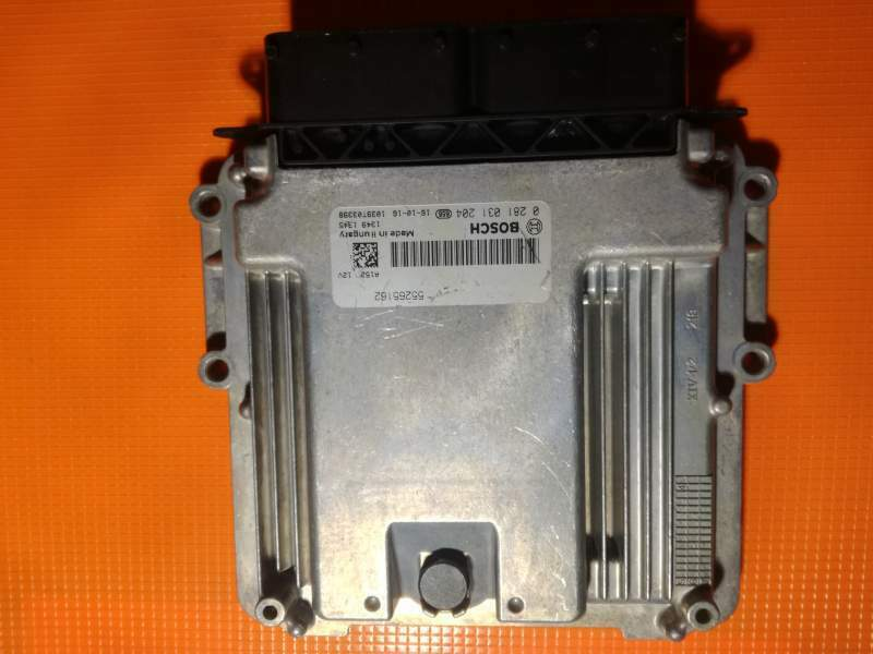 Centralina motore fiat tipo / 500x jeep 1.6 d '0281031204 4