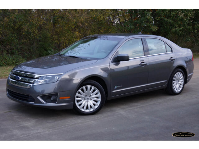 5 days no reserve 39 12 ford fusion hybrid 1 owner off lease great mpg. Cars Review. Best American Auto & Cars Review