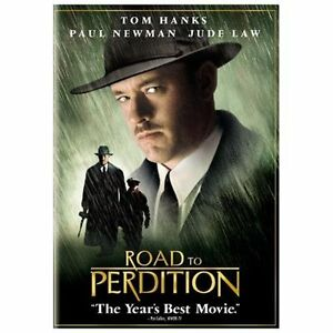 Road to Perdition (DVD, 2003, Full Frame...