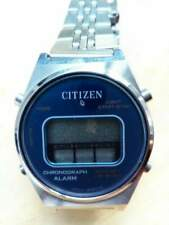 Cronografo Citizen a quarzo LCD