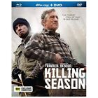 Killing Season (Blu-ray/DVD, 2013, 2-Disc Set)