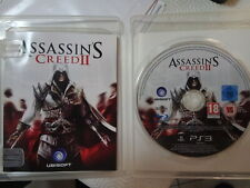 Sony Playstation 3 PS3 Assassin's Creed II pal ita
