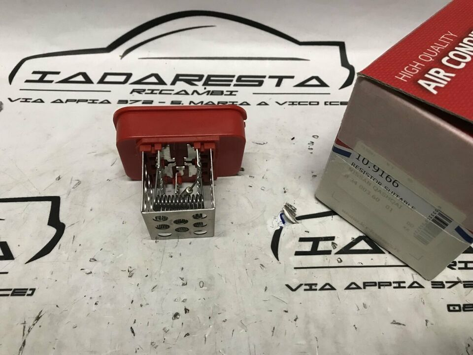 Resistenza Riscaldamento Abitacolo Astra G - Zafira 6845784 3