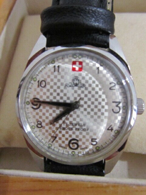 Roamer mov.fhf st96 a carica manuale-