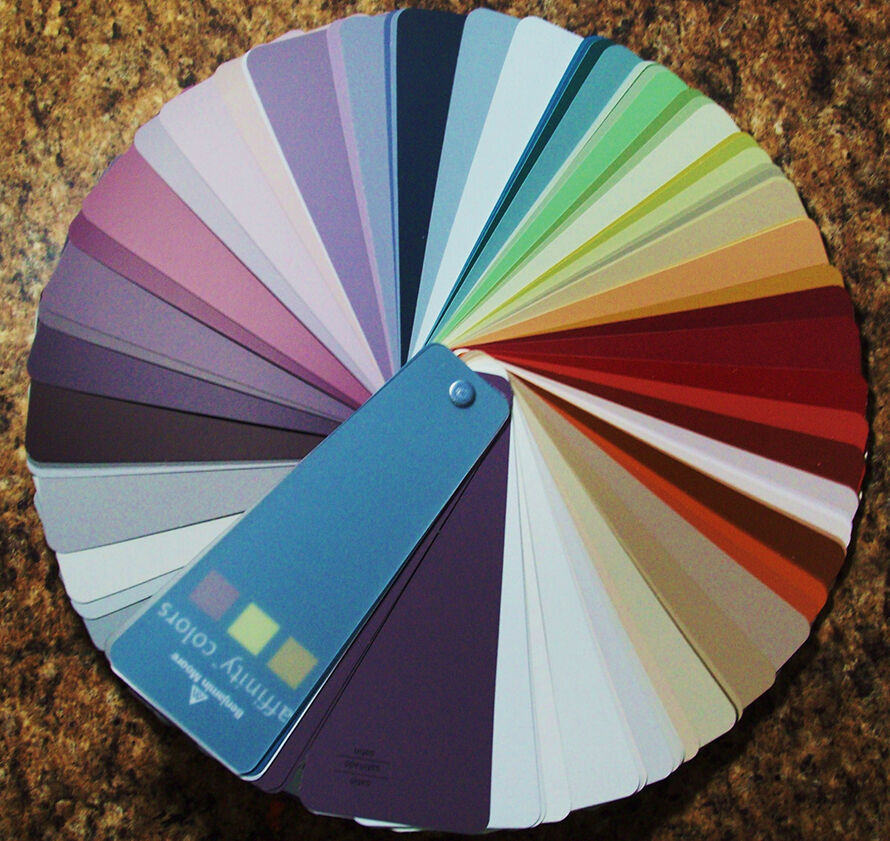 How To Choose Paint For Home: How To Choose The Right Benjamin Moore Paint Color For