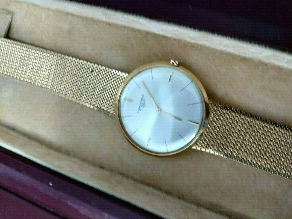 OROLOGIO LONGINES ORO 18K 71 Gr Made in Swiss...