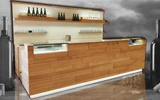 Bancone bar usati e fiera campionaria e su misura