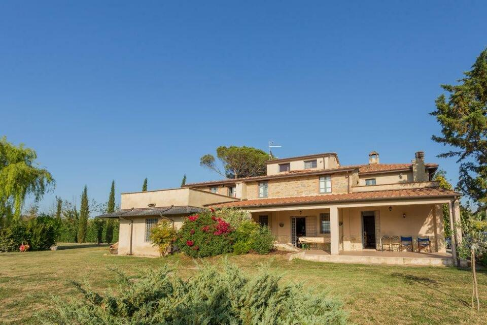 Country house in casale 250mq 8/10 pax con...