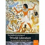 Bedford Anthology of World Literature Volumes 1 and 2 And 3