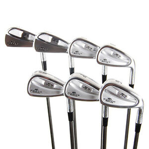 A Guide to Golf Irons