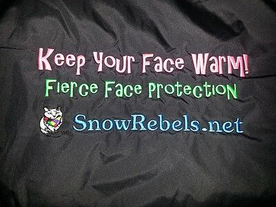 Fierce Face Protection bySnowRebels