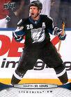 Martin St. Louis Single Hockey Trading Cards