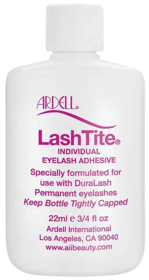 ff48a9cc9db Ardell Lash Tite Permanent Adhesive for False Eyelashes .75oz Clear ...