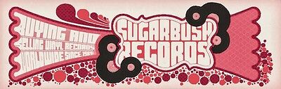 SUGARBUSH RECORDS rare vinyl
