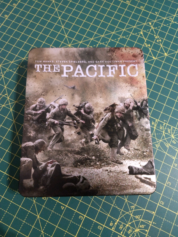 The Pacific - cofanetto - steel book - tinbox - Blu-ray
