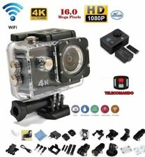 Cam Sport Action Camera NUOVA 4K Wifi Ultra Hd 4K full HD 1080p