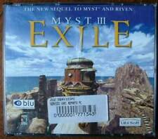 Videogame gioco MYST III Exile Game