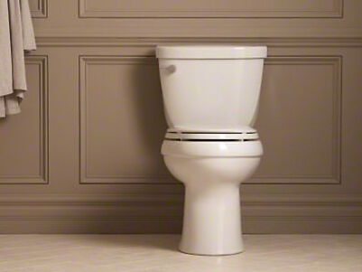 a running toilet is the number one problem with most toilets including kohler toilets adjusting the amount of water in the tank and fixing a