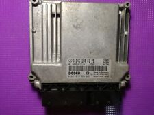 ECU MERCEDES 0281012824 A6461500178 ED6069 CR3.33 2.2L MC3+KA1