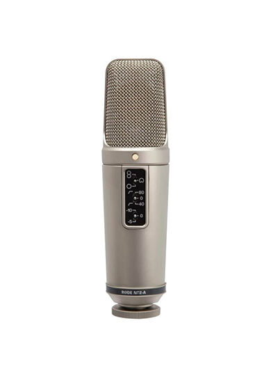 RODE NT2-A Large Capsule Studio Condenser Microphone