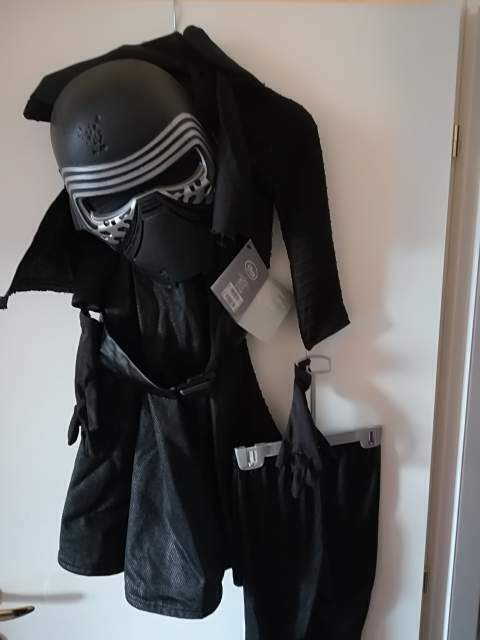 Costume Kylo Ren Star Wars 4 anni