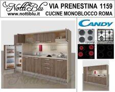 Cucine Monoblocco Cottura 4 Zone _ Cucina EDITH