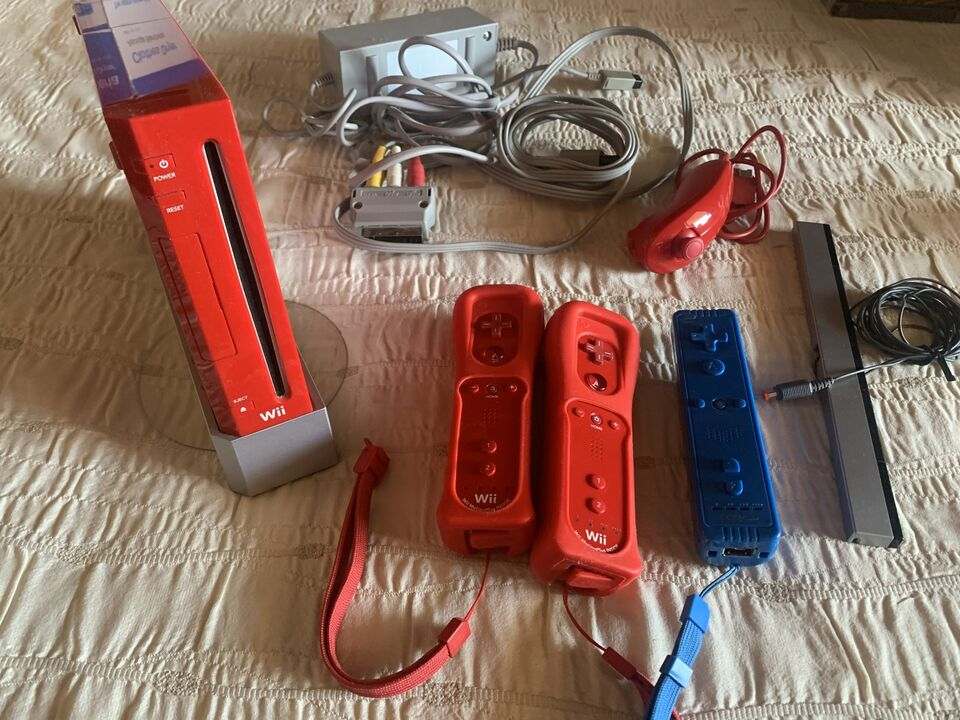 Consolle Wii completa