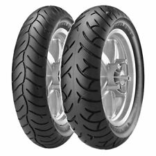 Coppia gomme metzeler 110/70-16 52s + 160/60-15 67h feelfree