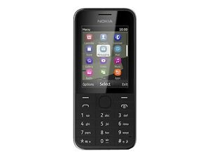 Nokia-208-Dual-Sim-Blk-GSM-GSM-3G-with-manufacturer-warranty-bill-superb-rate