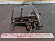Cassa filtro aria citroen c3 picasso 1.6 hdi 9806561080