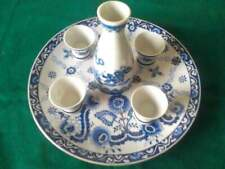 Set sake porcellana originale giapponese