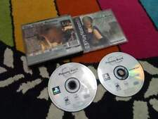Parasite eve ii ps1 psx playstation 1 ntsc / uc gioco originale