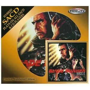 Blade Runner by Vangelis (CD, Jun-2013, ...