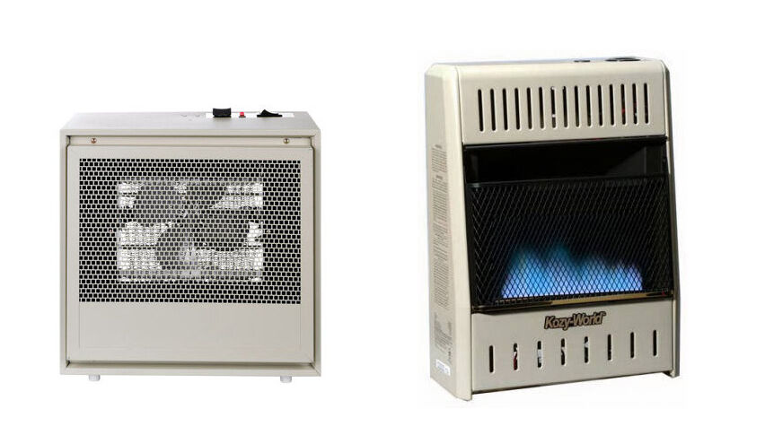 Gas vs. Electric Heaters