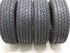 Kit di 4 gomme nuove 265/70/17 Toyo