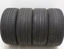 Kit di 4 gomme usate 265/35/19 Continental