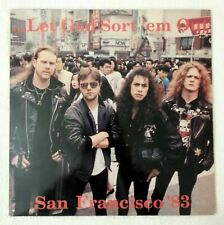 Metallica - Let God Sort 'Em Out - San Francisco '83