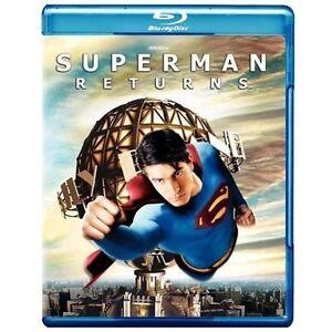 Superman Returns (Blu-ray Disc, 2008)