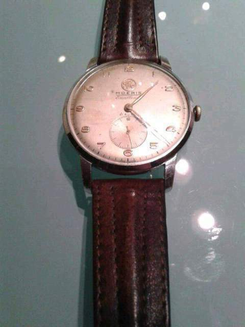 Orologio polso aut.moeris excellence 2