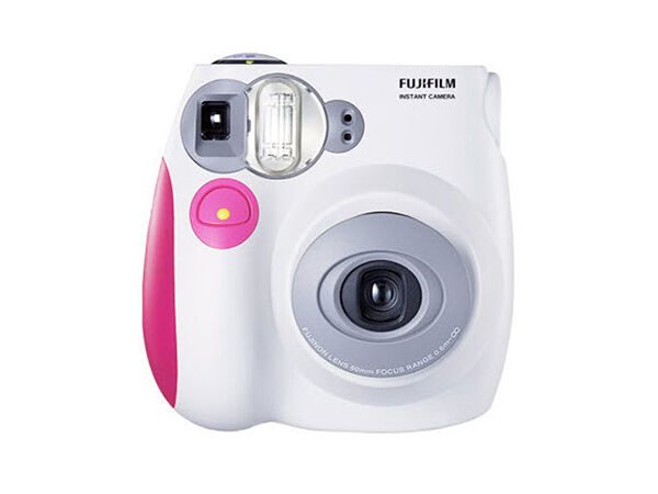 fujifilm instax mini 7s vs fujifilm white mini 7s ebay. Black Bedroom Furniture Sets. Home Design Ideas