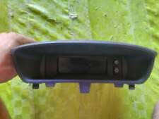 Display centrale opel astra h anno07
