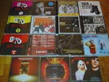 Cd originali, vario genere: rock,punk,ska,house,ecc