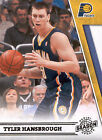 Panini Autographed Indiana Pacers Basketball Trading Cards
