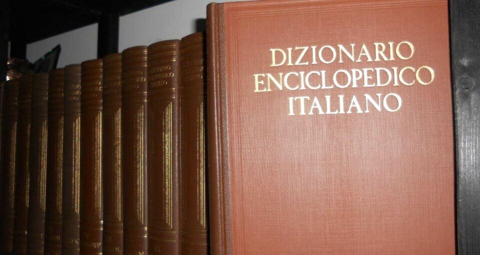 Dizionario Enciclopedico Italiano - Treccani ed. 1961 12 volumi