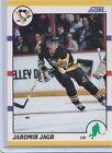 Rookie Jaromir Jagr Single Hockey Trading Cards