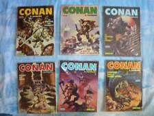 Conan il barbaro b/n - Comic Art