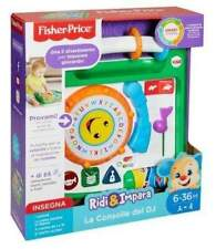 Fisher Price FBM42 - La Consolle del Dj