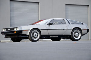 1981-Delorean-DMC-12-With-a-570HP-Twin-Turbo-Buick-V6-Only-36-897-Miles