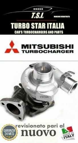 Turbina turbocompressore 49135-04020 hyundai...